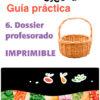 El huerto escolar - Guía práctica - Dossier profesorado imprimible