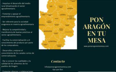 Cómo participar en Pon Aragón en tu mesa Belchite el 21 de Septiembre