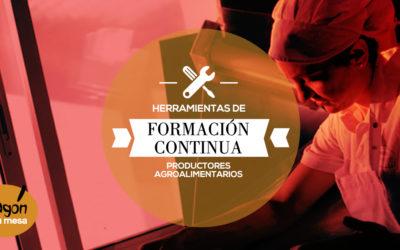 Pon Aragón en tu mesa forma a los productores agroalimentarios de las Cinco Villas