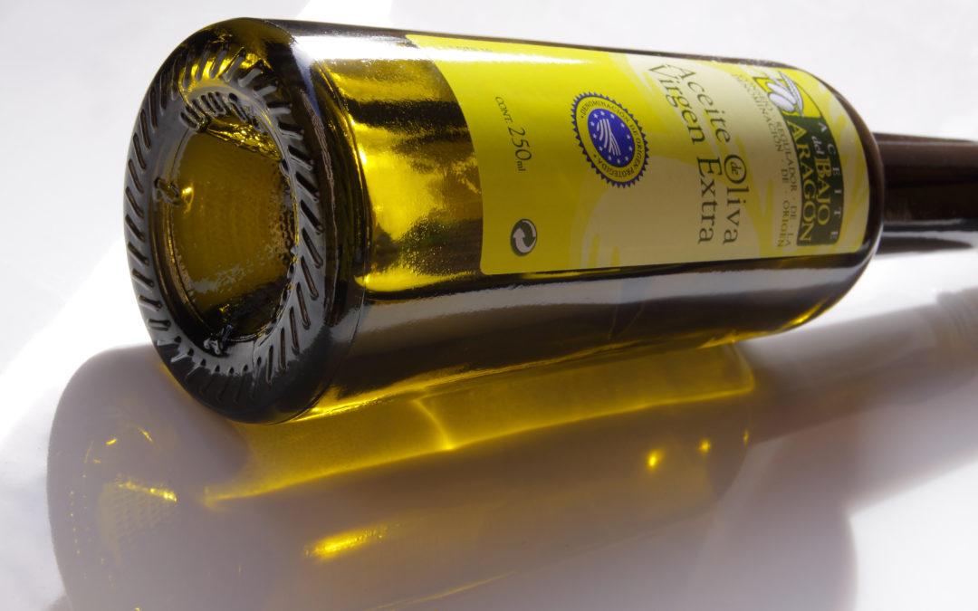 Jornada para la hostelería sobre el uso, la conservación y la cata del aceite de Oliva Virgen Extra en el Bajo Aragón