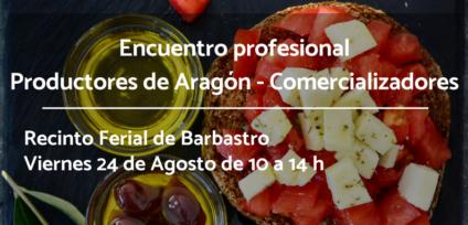 Encuentro profesional productores y compradores en Barbastro