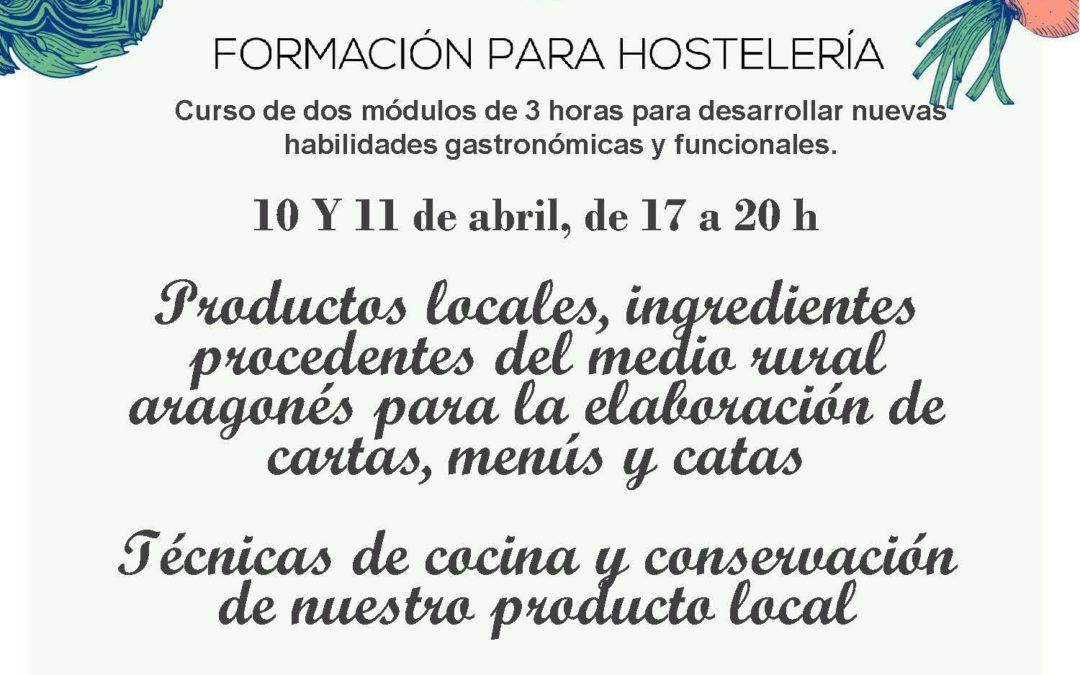 Formación a restaurantes en Adri Jiloca Gallocanta