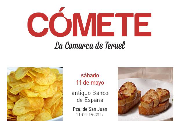 Cómete la Comarca de Teruel