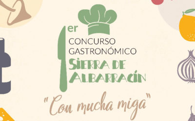 La Sierra de Albarracín tiene mucha miga «Concurso Gastronómico»
