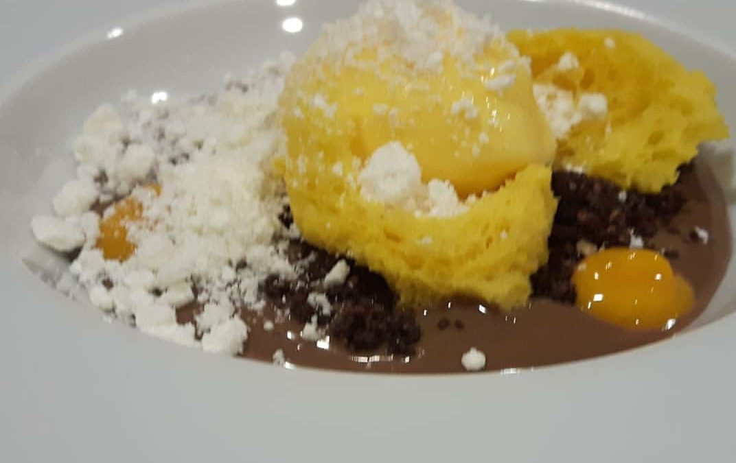 Chocolate y azafrán de Benabarre