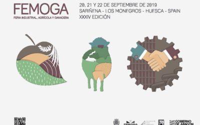 La producción agroalimentaria de Monegros en Femoga este fin de semana