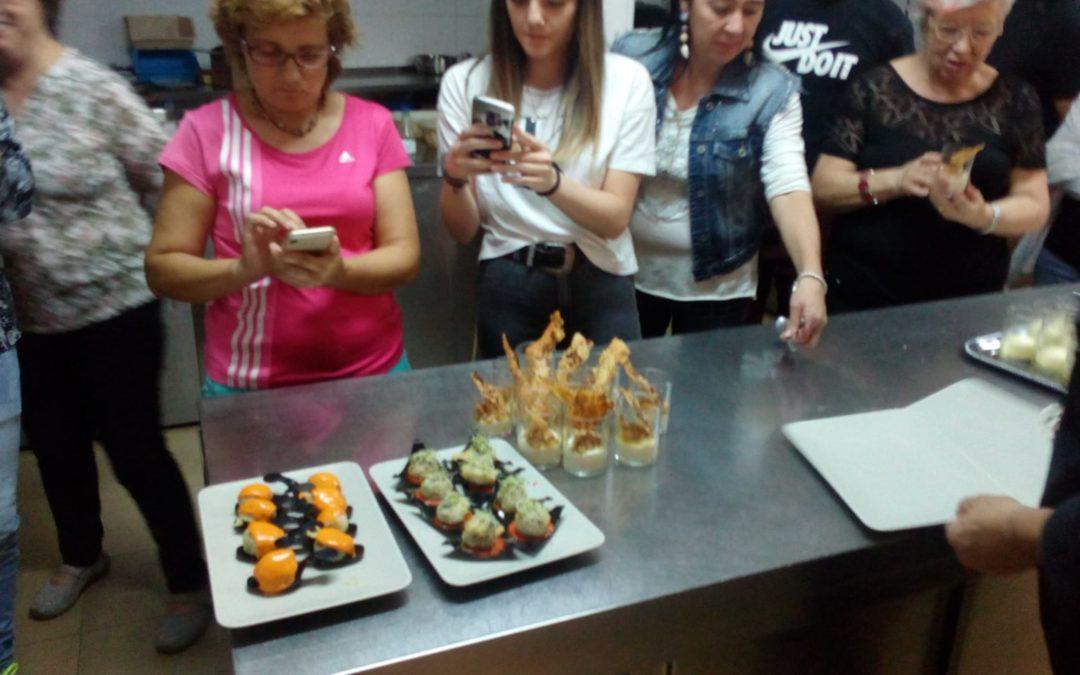 Formación a restaurantes en las Cuencas Mineras