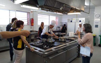 Formación a restaurantes para las comarcas de Calatayud y el Aranda