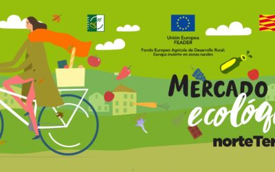 Cocinan su merienda con alimentos del Mercado Norte Teruel en el CRIET de Alcorisa