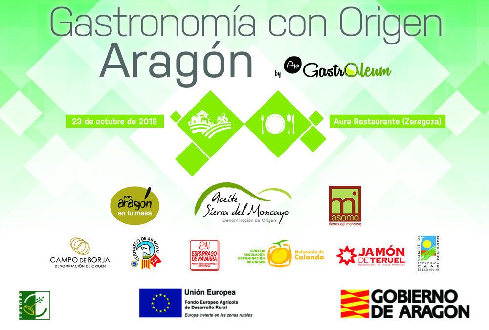 Gastronomía con Origen Aragón