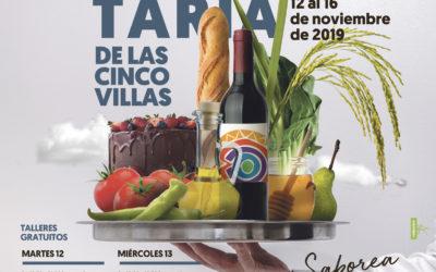 Saborea las Cinco Villas en Zaragoza talleres gratuitos y mercado