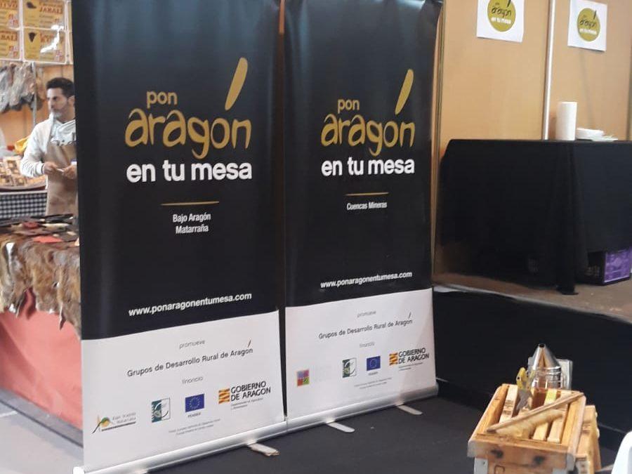 Pon Aragón en tu mesa y los productores de Teruel en ExpoCalamocha
