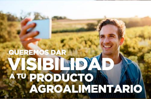 ¡Envía tu vídeo! ¡Queremos ver tu producto agroalimentario!