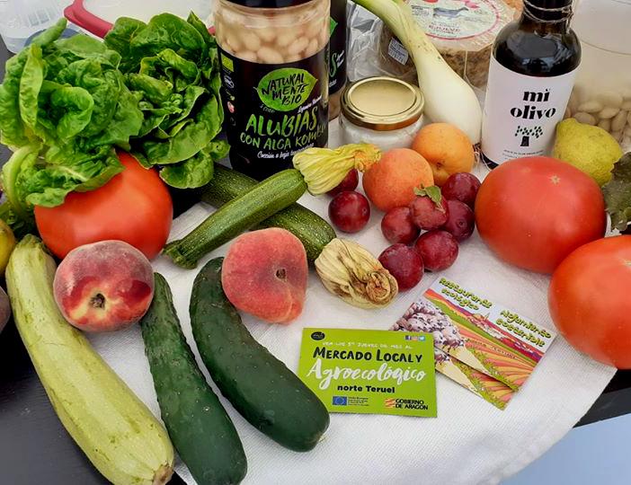Amor y color para las ensaladas