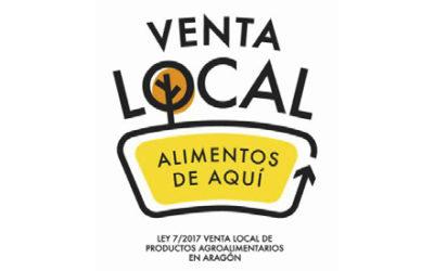 El BOA publica el desarrollo de la ley 7/2017 de venta local de productos agroalimentarios