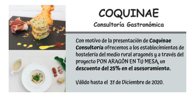 Consultoría Gastronómica COQUINAE