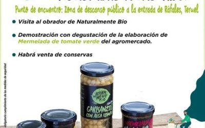 Nueva Agroexperiencia con visita al productor Naturalmente Bio