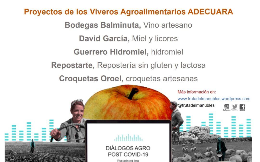 Obradores compartidos en el medio rural – Diálogos Agro Post Covid- Plataforma Gotomeeting