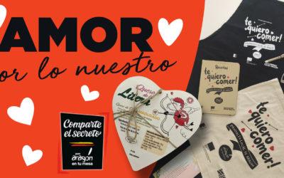 Sorteo 'Amor por lo nuestro' en Facebook e Instagram