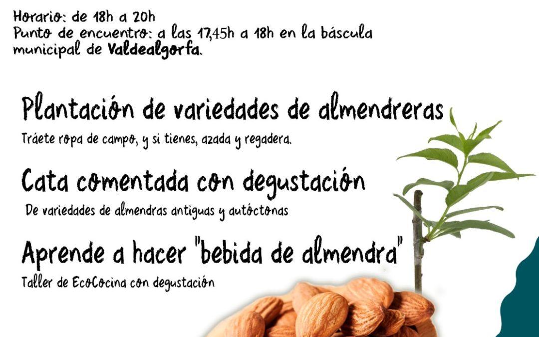 Valdealgorfa, Agroexperiencia Visita ECOMatarraña, 24 de Abril