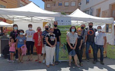 Pon Aragón en tu mesa en el Mercado Local y agroecológico Norte Teruel