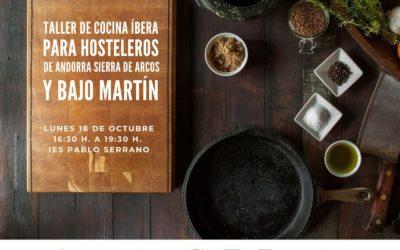 Taller de Cocina íbera y productos locales en Andorra