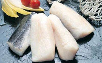 Tronquitos de merluza con Pixto de verduras